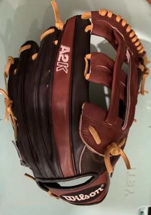 "Wilson A2K 12.75"" Outfielder's Glove for Sale in Farmington, CT"