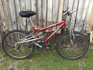 Mongoose Wired Full Susp. Mtn. Bike for Sale in Tampa, FL