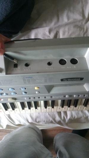 Yamaha keyboard for Sale in Austin, TX