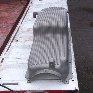Cast Aluminum BBC Oil Pan for Sale in Bonney Lake, WA