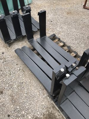 "Class III 48"" x 6"" Forklift Forks - Multiple Sets Available for Sale in North Las Vegas, NV"