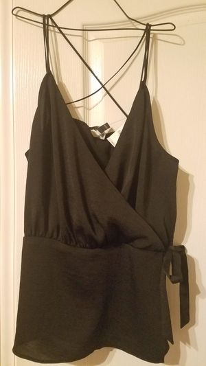Womens Express silk tank top for Sale in Fresno, CA