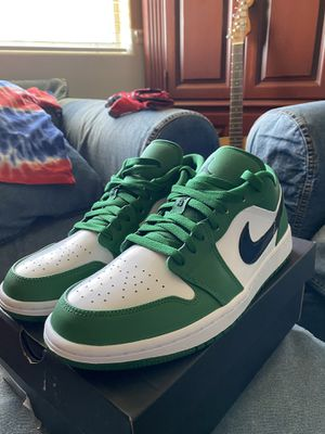 "Jordan 1 ""pine top"" lows deadstock for Sale in Mesa, AZ"