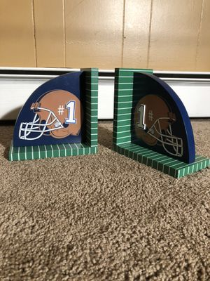 Bookends football for Sale in Elmhurst, IL