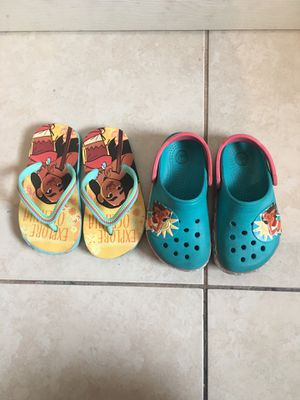 Kids Moana Slippers for Sale in Tampa, FL