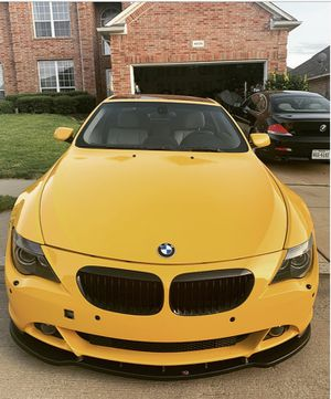2007 Bmw 650i coupe for Sale in Manassas, VA