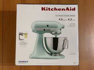 KitchenAid Ultra Power Plus Series 4.5-Quart Tilt-Head Stand Mixer KSM96IC for Sale in Garden Grove, CA