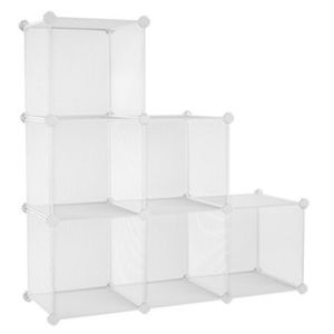 Metal Grid Storage Cube for Sale in Upland, CA