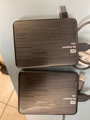 WD My Passport ultra for Sale in Eustis, FL