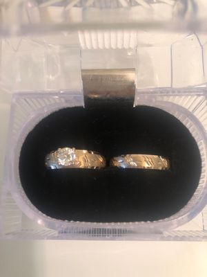 14 k gold wedding rings for Sale in Moreno Valley, CA