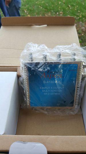 5 input 4 output multi-switch aspen for Sale in Battle Creek, MI