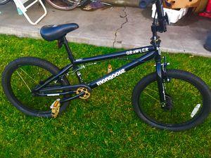 Mongoose BRAWLER Freestyle BMX Bike, 20-inch wheels for Sale in Pasco, WA