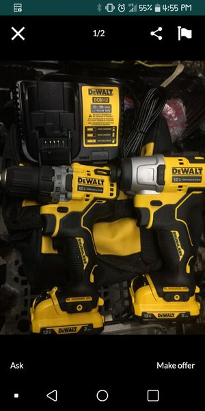 Dewalt 12v set for Sale in Baton Rouge, LA