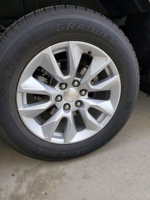 "20"" Inch Grabber Tires🚦Set Of 4 Tires Rims Not Included 🚦No Rines Las Llantas Nomas for Sale in ROWLAND HGHTS, CA"