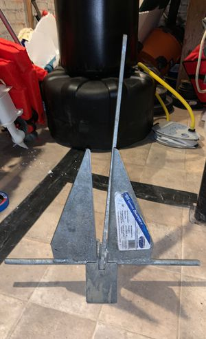 Danforth fluke anchor for Sale in Queens, NY