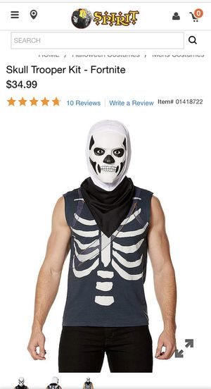 Skull trooper Fortnite for Sale in Chicago, IL