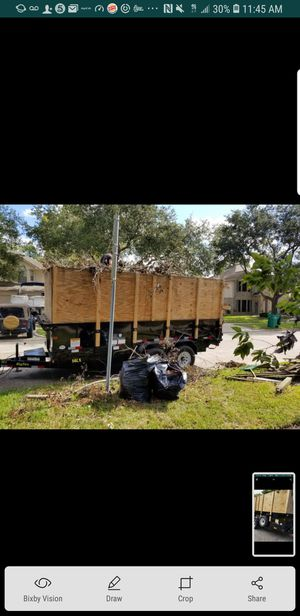 Dump trailer for Sale in San Leon, TX