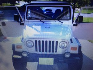 2000 Jeep Wrangler Price$1OOO for Sale in Los Angeles, CA