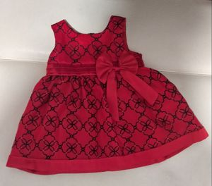 BABY GIRL CHRISTMAS DRESS SIZE 12 MONTHS for Sale in Miami, FL