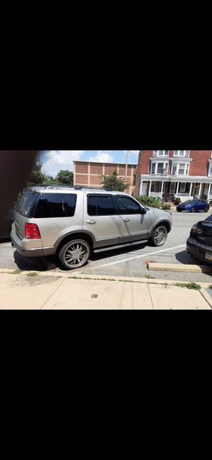 Ford explorer 2004 for Sale in York, PA