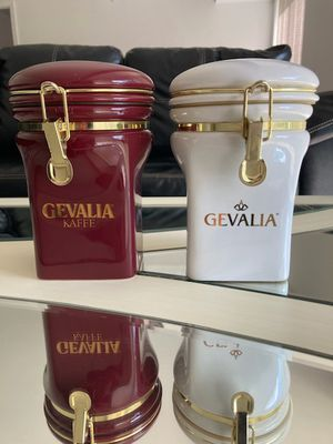 GEVALIA Coffee and sugar containers for Sale in Vienna, VA