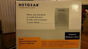 NETGEAR USB multi-function print server for Sale in Bowie, MD