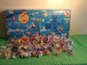 102 dalmatians collection from 2000 McDonald's happy meal for Sale in Goodyear, AZ