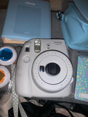 Instax mini 9 camera for Sale in Chicago, IL