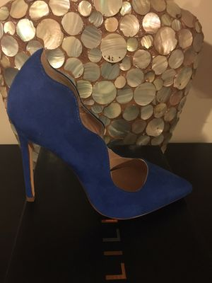 Brand New Heels by Liliana Blue SZ 8 for Sale in Boston, MA