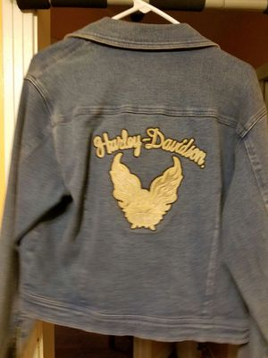 Harley Davidson Leather Jacket Size small for Sale in Orlando, FL