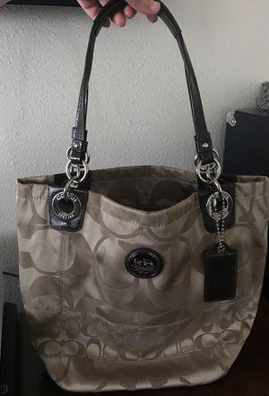 Coach purse for Sale in Bellflower, CA