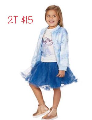 Elsa kid 3 pc set. New with tag. Size 2T, $15 firm for Sale in Anaheim, CA