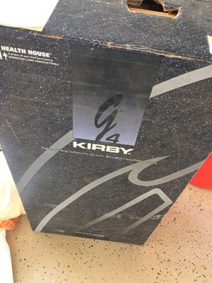 Kirby Vacuum G4 works excellent with lots of accessories for Sale in Pasadena, CA