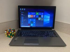 """15.6"""" i5 Toshiba Tecra Laptop (8 gb ram , ssd Drive, super fast, usb 3.0) for Sale in Tampa, FL"""