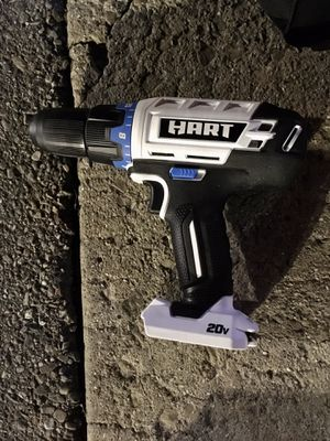 Hart Driver Drill 20V for Sale in Salt Lake City, UT
