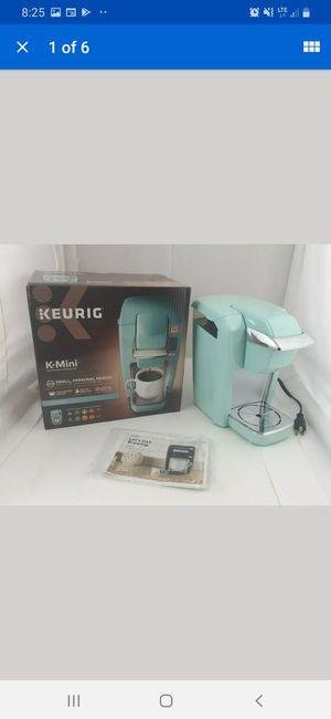 Keurig Kmini K15 Single Serve Coffee Maker Oasis K-cup Pod Coffee Maker for Sale in Henderson, NV