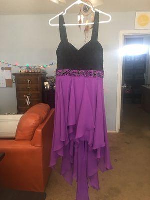 Purple Homecoming Dress! for Sale in El Mirage, AZ