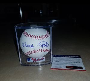 🔥 Cheech and Chong autographed baseball PSA/DNA COA🔥 for Sale in El Mirage, AZ