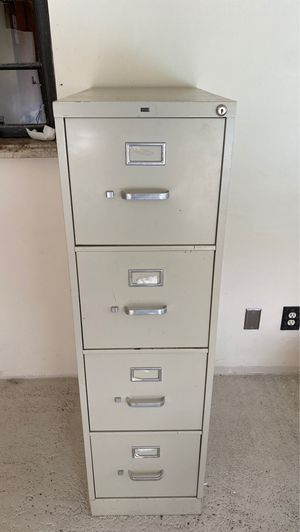 File cabinet HON 5 drawer for Sale in Southwest Ranches, FL
