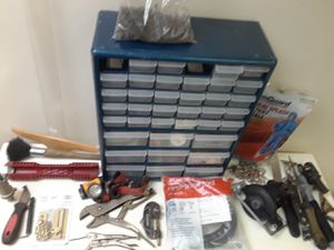 Plumbing ,electrician, handyman tools and some remodeling supplies new&used for Sale in Rockville, MD