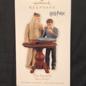 "Harry Potter Ornament ""The Pensieve"" for Sale in Texarkana, TX"