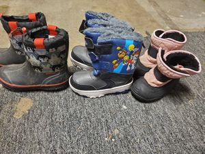 Snow boots for kids, for Sale in Puyallup, WA