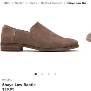 TOMS Women's 7.5 Ankle Boots for Sale in Seattle, WA