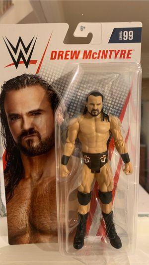 WWE Drew McIntyre action figure Series 99 for Sale in Lorton, VA