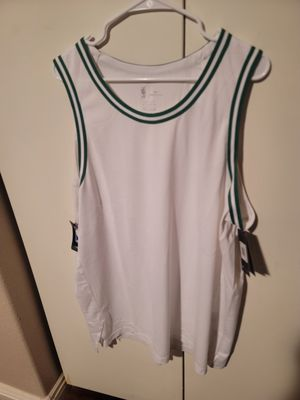 Blank Nike Celtics Jersey Size XXL. Brand New With Tags 100% Authentic for Sale in Lake Hughes, CA