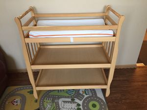 Baby changing table for Sale in Aurora, IL