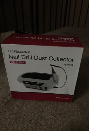 Nail drill dust collector $135 for Sale in San Antonio, TX