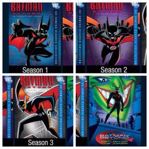 BATMAN BEYOND + Bonus Movie — HDX VUDU for Sale in Artesia, CA