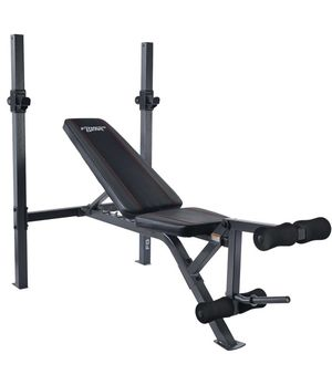New in box Standard weight bench, incline, leg extension, . Banco de pesas nuevo. Reasonable offers considered for Sale in Palmetto Bay, FL