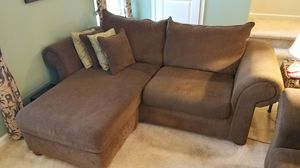 Couch and loveseat - $100 Obo for Sale in Ashburn, VA